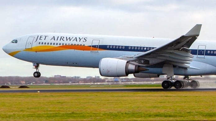 Jet Airways to resume operations in 2022 Q1