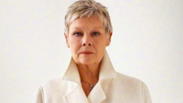 Judi Dench doesn't plan to get married