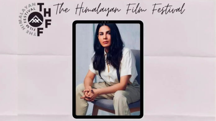 Kirti Kulhari conducts 'acting for the camera' session at Himalayan Film Festival