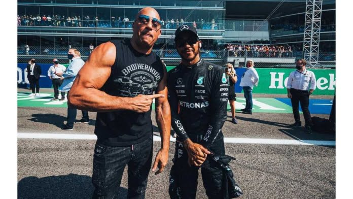 Lewis Hamilton courts controversy by supporting 'Black creatives'