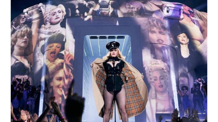 MTV VMAs 2021: Madonna opens the show saying, 'They said we wouldn't last...'