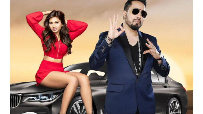 Mika Singh's new song '2-Seater' featuring Pallavi Sood is out