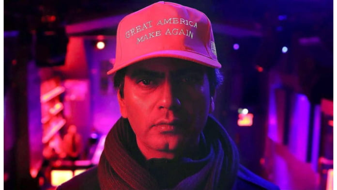 Nawazuddin Siddiqui: 'No Land's Man' is a satire on issues the world is facing