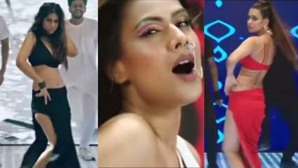 Nia Sharma's sizzling number Do Ghoont is sure to be Bollywood's next Dance Party Anthem