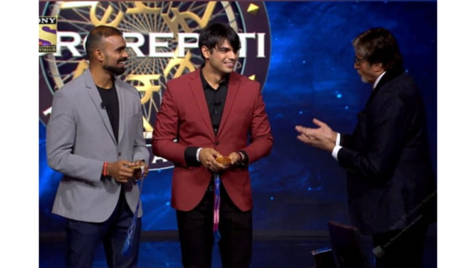 Neeraj Chopra opens up about his choice as javelin thrower