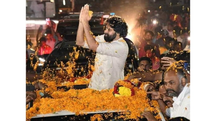 Tollywood's 'Power Star' Pawan Kalyan is a master of multiple roles