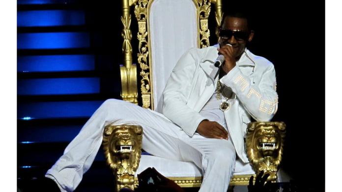 R Kelly found guilty of all charges in sex trafficking case