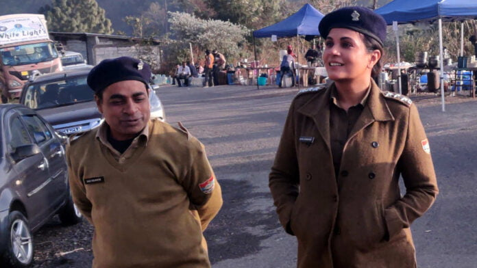 Richa Chadha met cops for 'Candy'