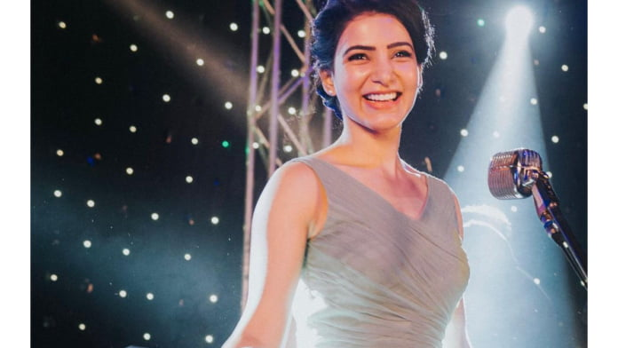 Samantha Akkineni snaps at reporter when asked about seperation rumours