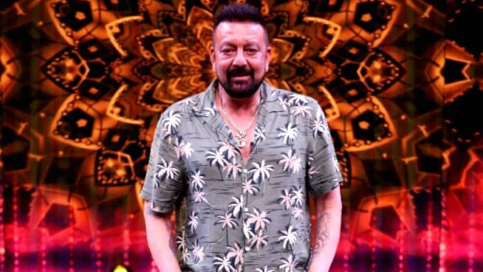 Sanjay Dutt rehearsed for 3 month for this song