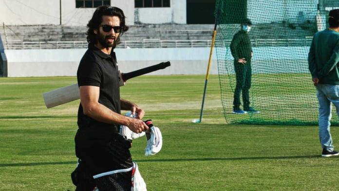 Shahid Kapoor's 'Jersey' to release on Dec 31