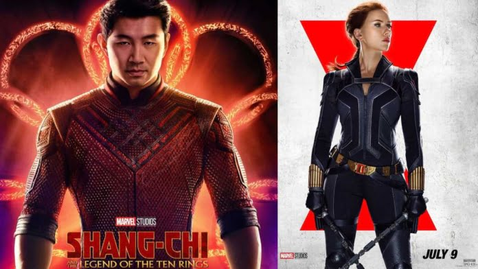 'Shang-Chi' beats 'Black Widow' as highest-grossing film of 2021