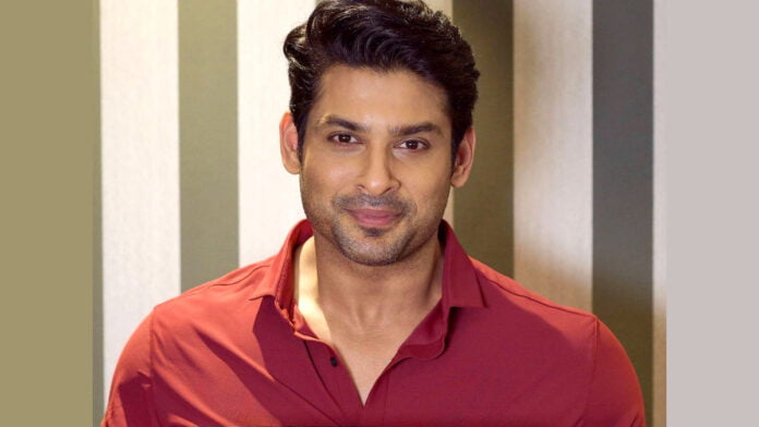 Sidharth Shukla - Small screen heartthrob & every mother's perfect boy