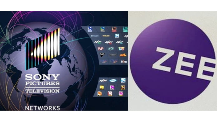 Zee End! Sony merger in the works