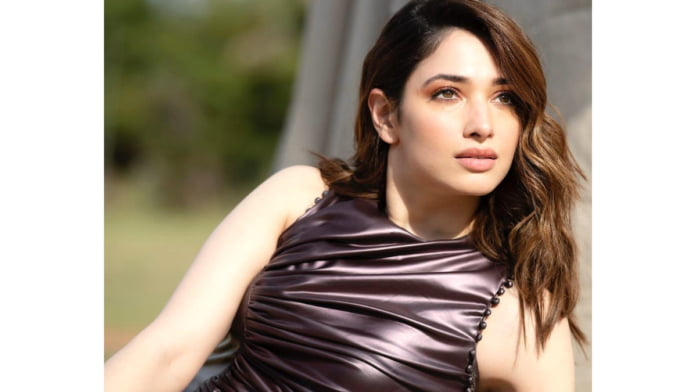 Tamannaah Bhatia comes to grips with 'Telangana dialect' for 'Seetimaarr'