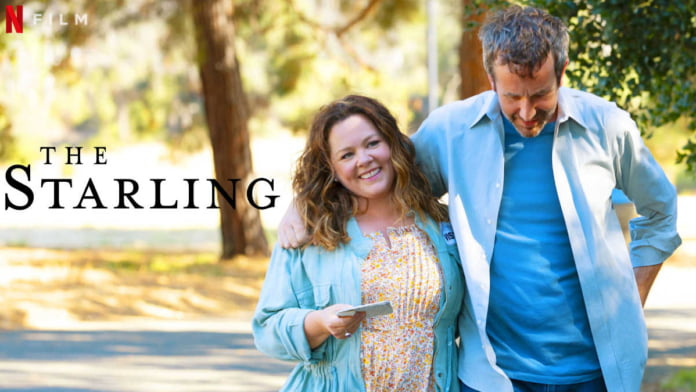 Movie Review   The Starling: A manipulatively narrated serious premise