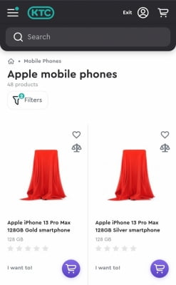 iPhone 13 colour, storage options revealed by Ukranian retailer