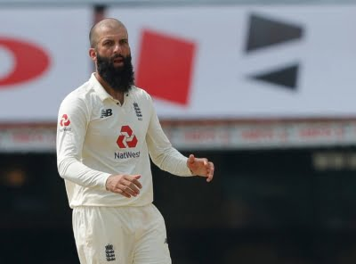 I don't take it seriously, says Moeen Ali on opposition barbs