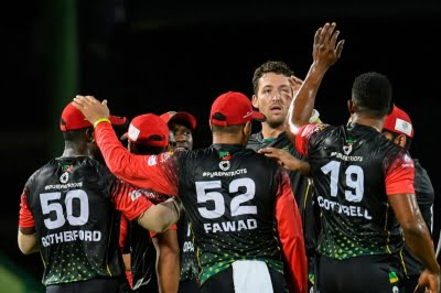 CPL 2021: Unstoppable St. Kitts & Nevis record fifth win in a row
