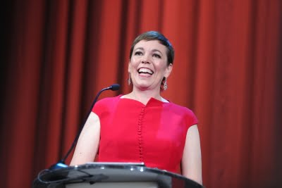 Olivia Colman wins 1st award for 'The Crown' at Emmys 2021