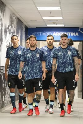 Brazil-Argentina WC qualifier suspended; players accused of Covid-protocol breach