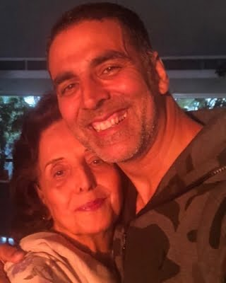 Akshay Kumar's mother passes away: He says 'she was my core'