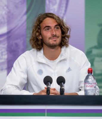 Never seen someone hit the ball so hard: Shocked Tsitsipas after loss