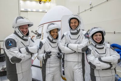 SpaceX's first all-civilian mission to launch on Sep 15