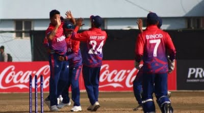 ICC Men's Cricket World Cup League 2 set to resume with Nepal against USA