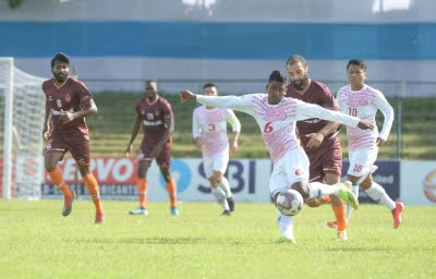 Champions Gokulam Kerala left to rue missed chances in 2-2 draw