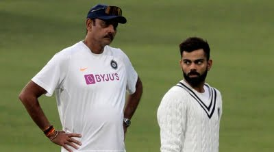 Can't blame Shastri, Kohli for going to book launch: Engineer
