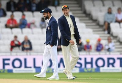 4th Test: England win the toss and elect to bowl first