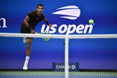Feeling positive about the game despite losing to Medvedev: Auger-Aliassime