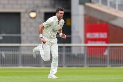 Want to show Kohli what it means for us to get him out: James Anderson