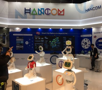 Hancom to launch 1st commercial satellite in 2022
