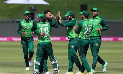 T20 World Cup: Pakistan include Ali and Shah in 15-man squad