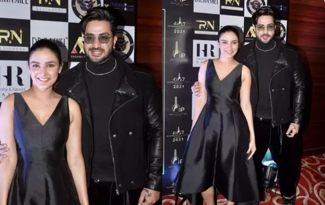 Nikki Tamboli, Surbhi Chandna, Jasmin Bhasin and others who slayed in all-black outfits