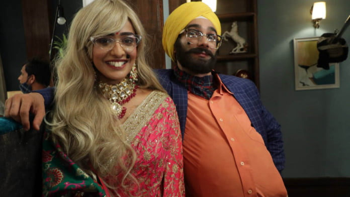 Aishwarya Khare's new look makes her unrecognisable in 'Bhagya Lakshmi'