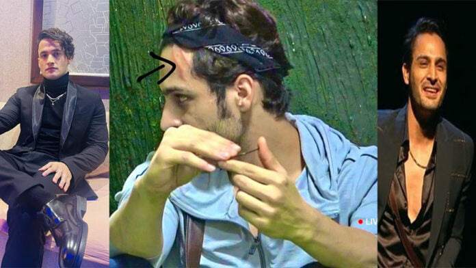 Bigg Boss 15 Asim Riaz supports his brother Umar Riaz after he gets injured in a task