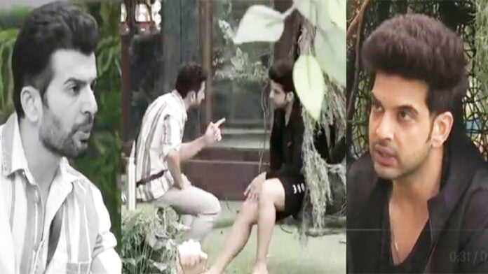 Bigg Boss 15 Jay Bhanushali and Karan Kundrra's war of words on how to play the game