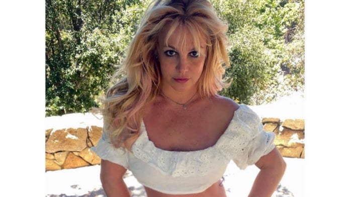 Britney Spears is writing a 'fiction' book
