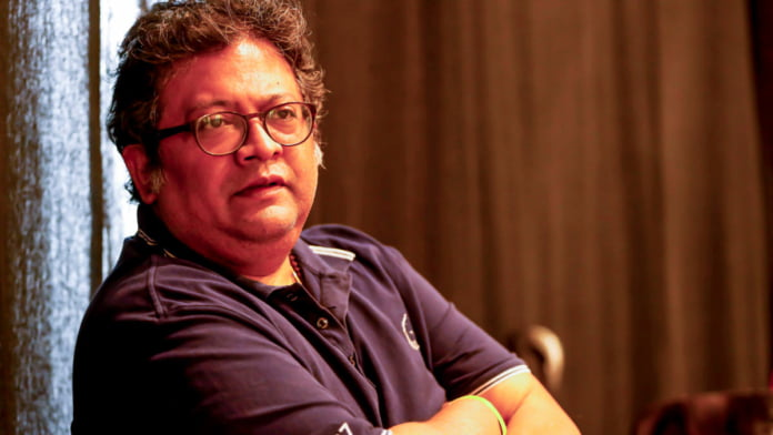Know what is Aniruddha Roy Chowdhury's LOST all about