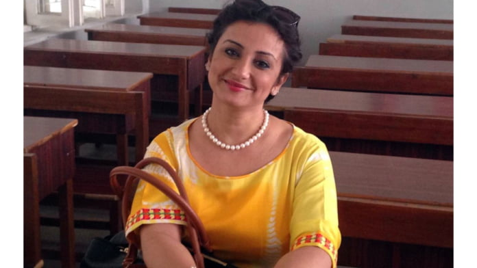Divya Dutta comes up with her 2nd book titled 'Stars In My Sky'