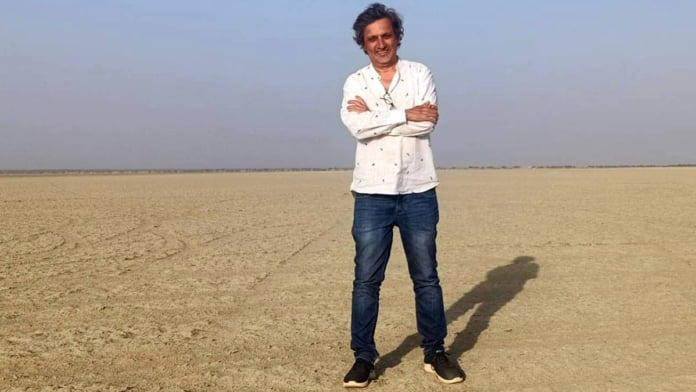 Director Kireet Khurana announces documentary 'The Invisible Visible'