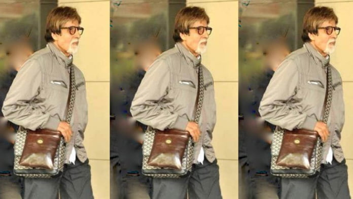 Amitabh Bachchan 'walks into the 79th'... many more to come