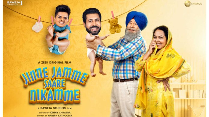Movie Review   Jinne Jamme Saare Nikamme: A light version of 1960s melodramas