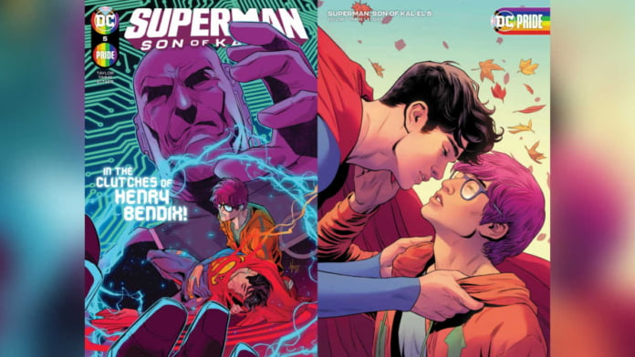New Superman Jon Kent comes out as bisexual in upcoming comic