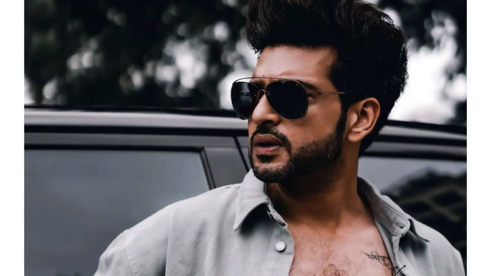 Karan Kundrra doesn't shy away from letting people know about his life