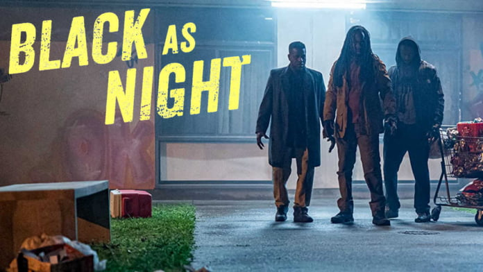 Movie Review   Black As Night: A comic-vampire film that tackles black community issues