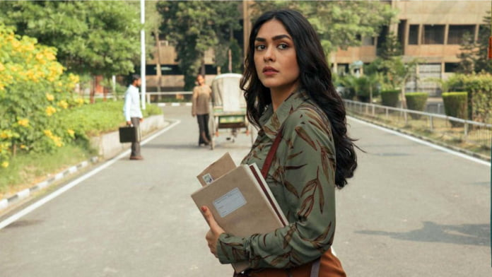 Mrunal Thakur: 1971 war film 'Pippa' about a glorious chapter of Indian history